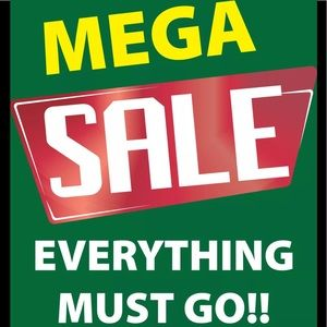 ♦️EVERYTHING MUST GO! MAKE OFFER!!♦️
